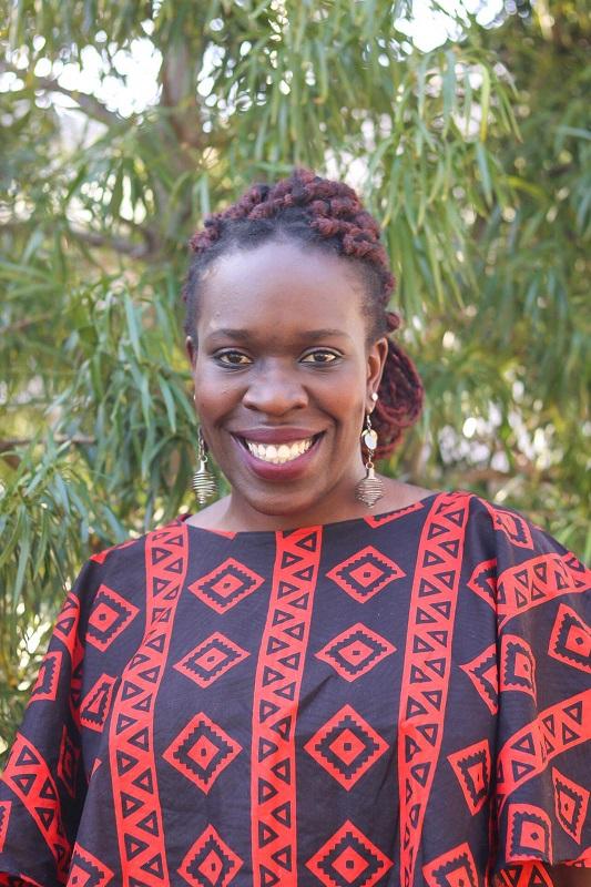 Mona Okelo from Kenya