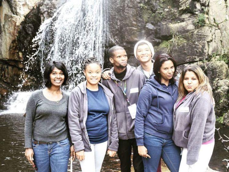 Volmoed Waterfall